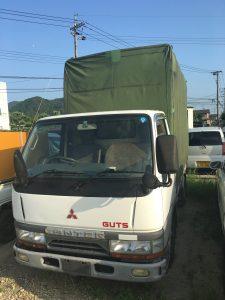 H11年 キャンターガッツ ※不動車