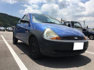 H10年 ヨーロッパフォード Ka