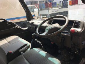 H11年 いすゞ ジャストン ミキサー車-3