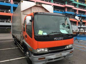 岡山 トラック 買取